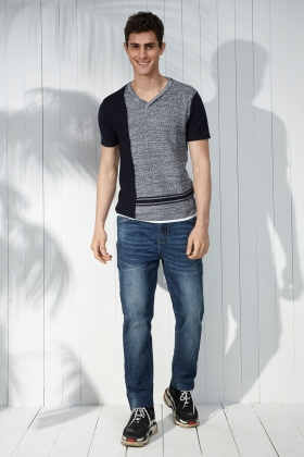 男性流行T-Shirt服飾 - ESOPO品牌